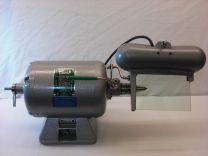 Lathe & Quick Chuck 1/3hp with Light Shield (U523)
